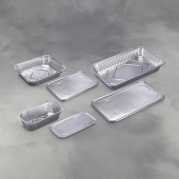 Gastro bakke 1/1GN light 527x325x51mm 6800ml 50stk/pak
