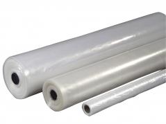Plastik klar 1,20x50mx0,05mm PE 2,76kg plano