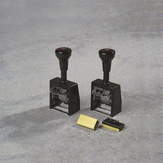 Nummeratør 6 cifre Reiner 5,5 mm B6K6