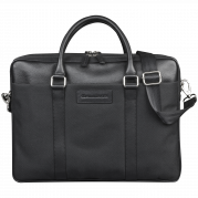 16'' Duo Pocket Laptop Bag PRO Ginza (Avenue), Black