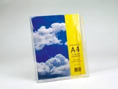 Brochureholder A4