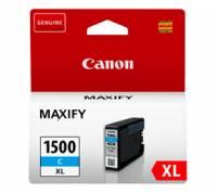Blækpatron Canon PGI-1500XL 12ml cyan