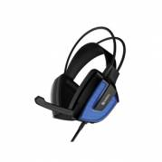 Derecho Headset, Black/Blue