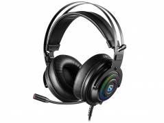 Dizruptor Gaming Headset USB 7.1, Black