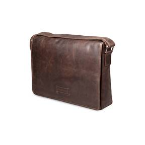14'' Messenger Bag Marselisborg, Hunter Dark