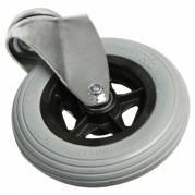 Hjul soft Ø12.5x3 cm til Tina Trolley vogne