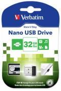 USB 2.0 Store ´N´ Stay Nano 32GB, Black