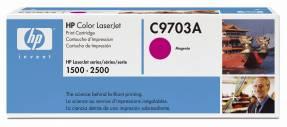 Color LaserJet 1500/2500 magenta toner
