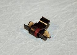 Farverulle 815/IR 40T Pelikan sort/rød gr.745