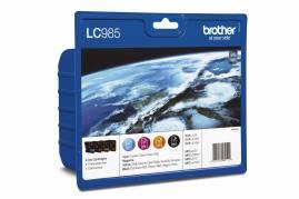 Blækpatron Brother LC985 Value Pack 1x4 farver CMYBK