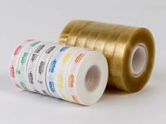 Tape+papir refill pakke til innoseal poselukker