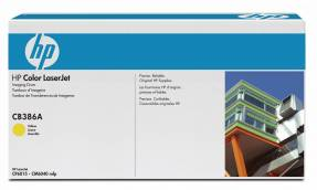 Lasertromle HP CB386A GUL CLJ CP6015/CM6030/CM6040 35.000 sider v/5%