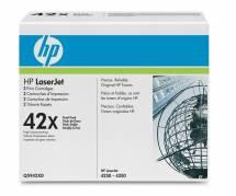 Lasertoner HP Q5942XD 2-pack Laserjet 4250/4350 Ca. 20.000 sider v/5%