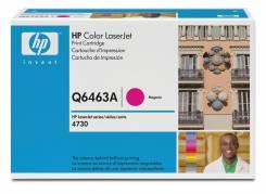 Color LaserJet Q6463A magenta