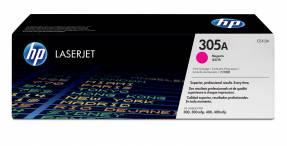Lasertoner HP CE413A magenta Laserjet Colorpro 300/400 305A 2.600 sider v/5%