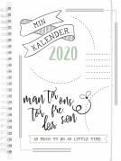 Doodle kalender A5 II uge 15x21cm 20 2270 10