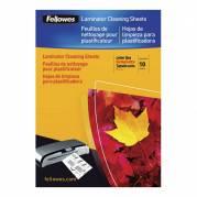 Renseark t/lamineringsmaskiner A4 indeholder 10stk