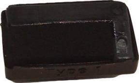 Stempelpude i box Reiner sort b2 type 1