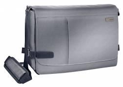 Laptoptaske Leitz Messenger grå Complete Smart Traveller 15.6