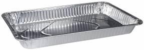 Gastro bakke Cater-Line aluminium 6800ml 10stk/pak m/rullekant