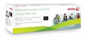Lasertoner Xerox XRC CB435A sort 35A