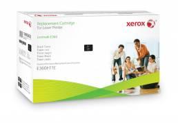 Lasertoner Xerox XRC 360H21E E360H11E sort