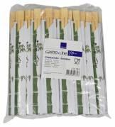 Spisepinde bambus 21cm Ø0,5cm 100par/pak