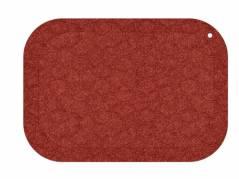 Aflastningsmåtte StandUp 770x530x16mm rød