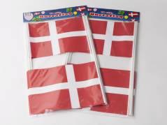 Flag papir på pind 20x27cm 10stk/pak