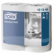Køkkenrulle Tork Plus 2-lags 39,2m EL 101245 14rul/ka