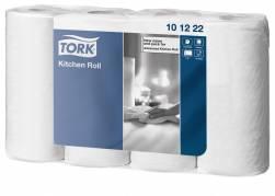 Køkkenrulle Tork Plus K1 2-lags 16,8m 101222 32rul/pak