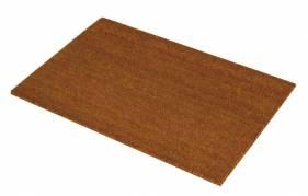 Måtte Kokos firkantet 15mm 50x80cm