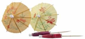 Japanske parasoller 100mm 144stk/pak
