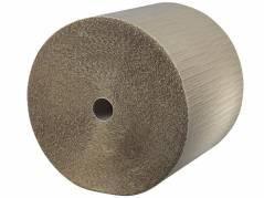 Bølgepap brun 50cmx10m m/EAN