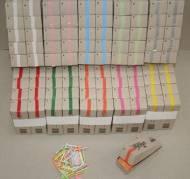Kinesisk lotteri grøn 200numre/pak