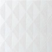 Servietter Elegance Crystal 40x40cm 40stk/pak hvid