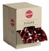 Sukker sticks Merrild 4g 500stk/kar