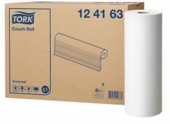 Lejepapir Tork C1 mediroll 49,5cmx185m 2rul/kar 124163
