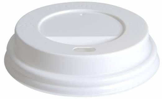 Drikkelåg Gastro-Line PS Ø8cm 100st/pak