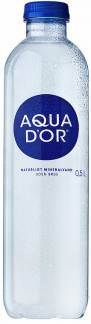 Vand Aqua d'Or 50cl 20fl/pak inkl. pant kr.1,50
