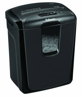 Makuleringsmaskine M-8C Fellowes 8 ark P-3 Cross-Cut 4x50mm