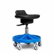 Montørstol All-round V-Matic 214 blå
