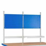 Påbygning til Tung H-stativ c/c 670+670 (Værkstedsbord)