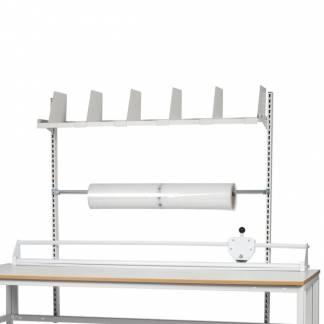Påbygning til Let H-stativ c/c 1350 (Pakkebord)